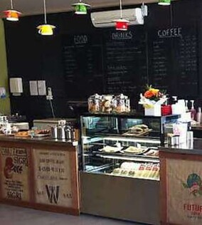 COMMERCIAL CAFE FIT-OUTBean Thru - Armadale, WA