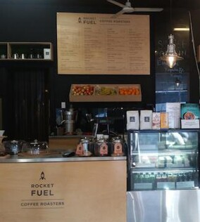 COMMERCIAL CAFE FIT-OUTRocket Fuel - Redlands, WA
